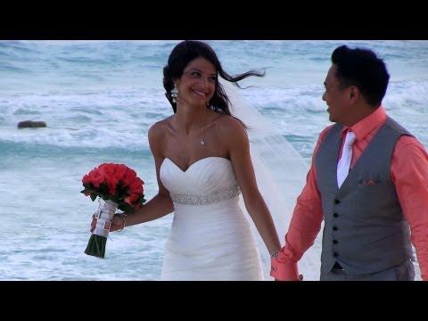 Cancun Wedding Video The Royal Resort Cancun