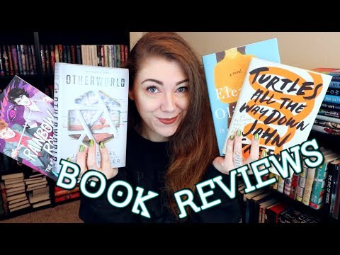 BOOK REVIEWS // OTHERWORLD, TURTLES ALL THE WAY DOWN