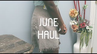 June Haul: Bottoms, Shoes, Shirts, Houseware Thumbnail