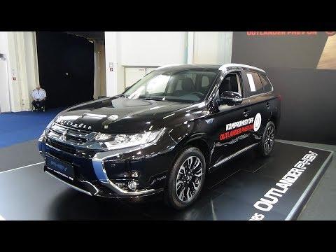 2018 Mitsubishi Outlander PHEV - Exterior and Interior - Auto Salon Bratislava 2018