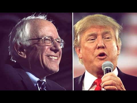 How Bernie Sanders is Making President Trump's Life a Living Hell
