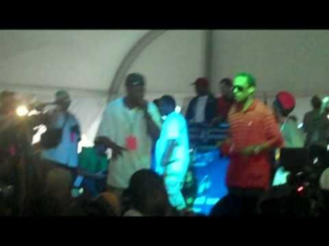 Brand Nubian -  Live @ the Brooklyn Hip Hop Festival 2009