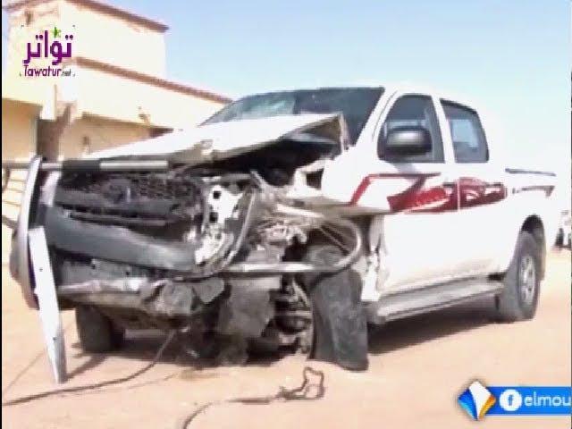 تزايد عدد الوفيات جراء حوادث السير في موريتانيا - تقرير أحمد ولد بابي - قناة المرابطون