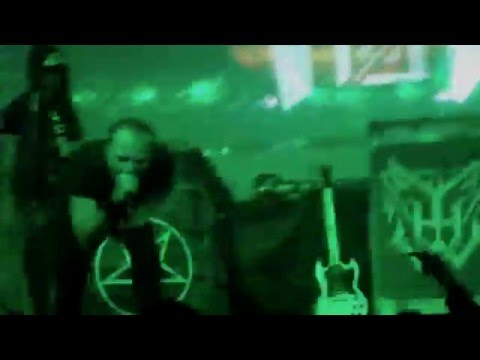 The Hard Way (Bong-Ra & Thrasher) – Live act at Bogotá Colombia