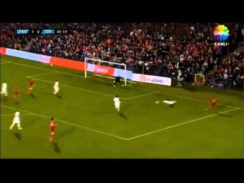 Danimarka 1:2 Türkiye Geniş Özet Hazırlık Maçı Tüm Goller