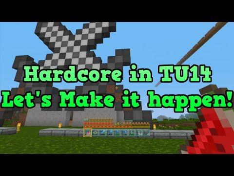 @4JStudios Minecraft PS3 + Xbox 360: HARDCORE PLEASE?