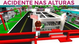 ACCIDENT IN THE HEIGHTS I WENT TO HOSPITAL-ROBLOX