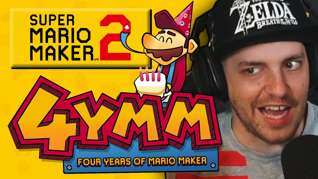 THE BEST creators made these incredible levels! | Super Mario Maker 2 [4YMM]