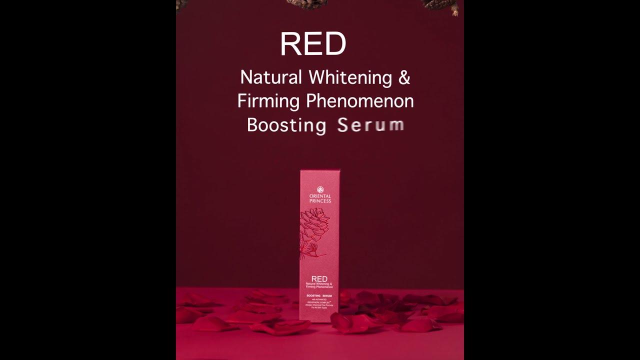 Red Motion Boosting Serum