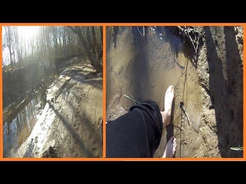 Barefoot Adventure!!!