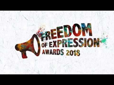 Index on Censorship Freedom of Expression Awards 2018 #IndexAwards2018