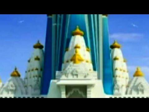 Akhilesh Yadav inaugurates world's tallest temple project in Mathura