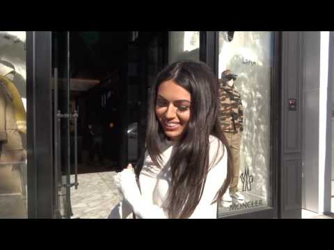 Durrani Popal wishes Kim Kardashian the best - Subscribe to our Channel