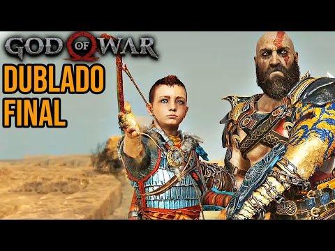 GOD OF WAR. DUBLADO 5. FINAL!