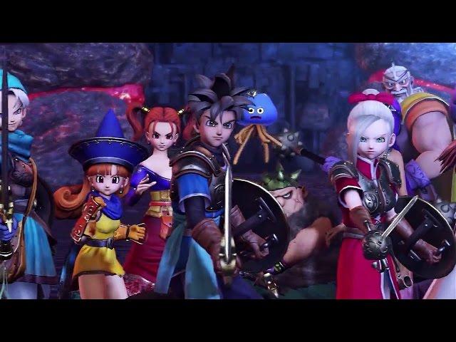 Dragon Quest Heroes II - Première bande-annonce