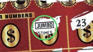 JUMBO time !!! I found the Symbol !!! Nice win !! Have a great Tuesday my friends!