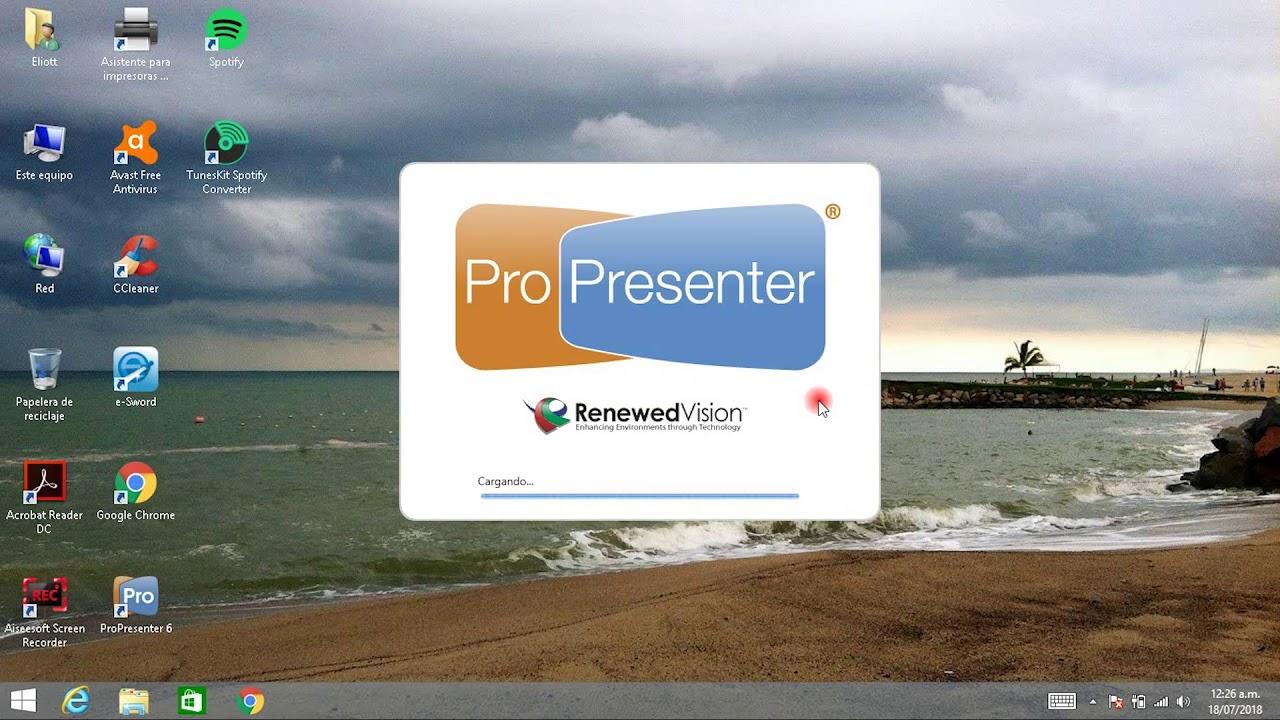 Propresenter free download full version for mac