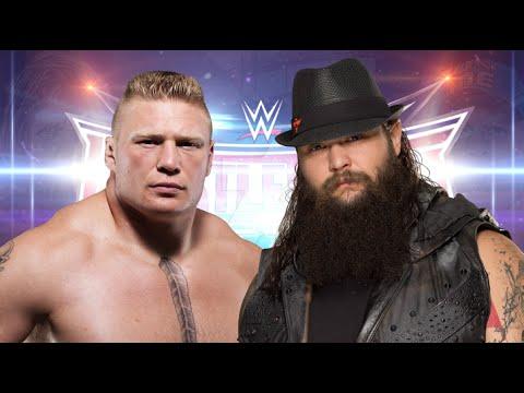 Brock Lesnar vs Bray Wyatt Wrestlemania 32 Promo HD thumbnail