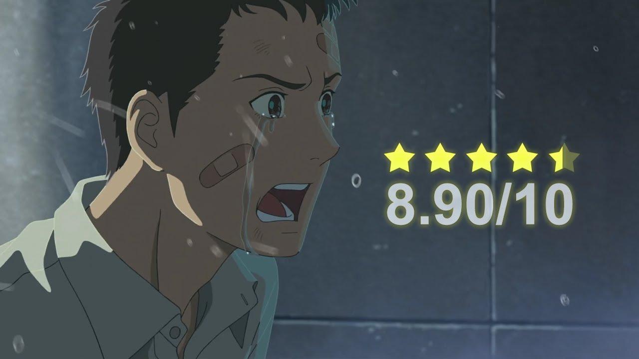 Aeurw The Garden Of Words Kotonoha No Niwa Anime Video Review