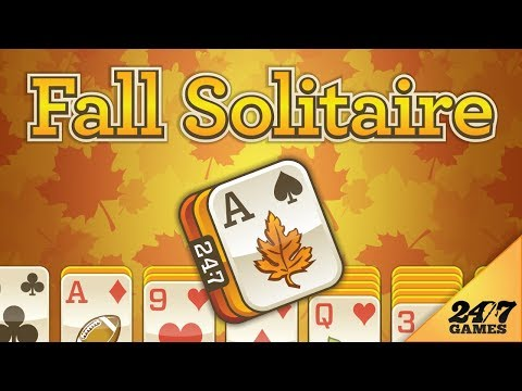 Fall Solitaire - YouTube