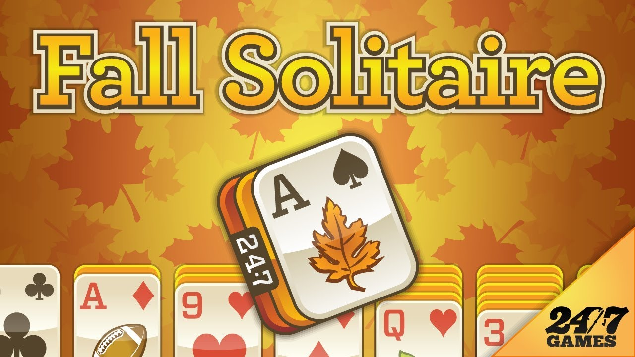 Fall Solitaire - BX