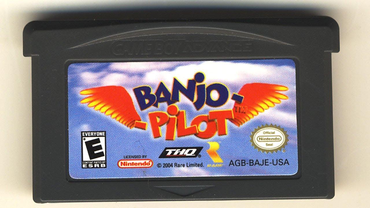Banjo-Pilot for Game Boy Advance Reviews - Metacritic