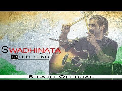 Swadhinata | Silajit | Popular Bengali Song | Music Video | Silajit Official