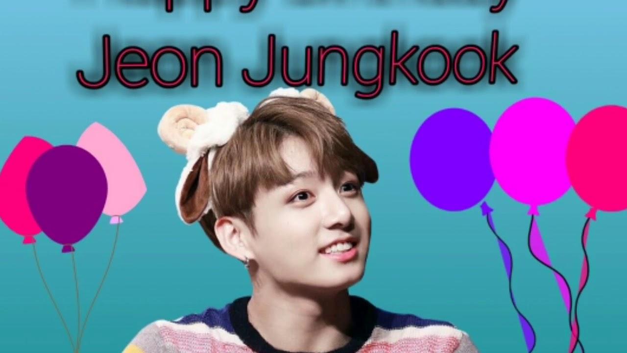 Video Ucapan Ulang Tahun Jungkook BTS
