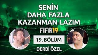 Senin Daha Fazla Kazanman Lazım – FIFA 19. Bölüm | Ali Ece & Uğur Karakullukçu & Yiğit Elam