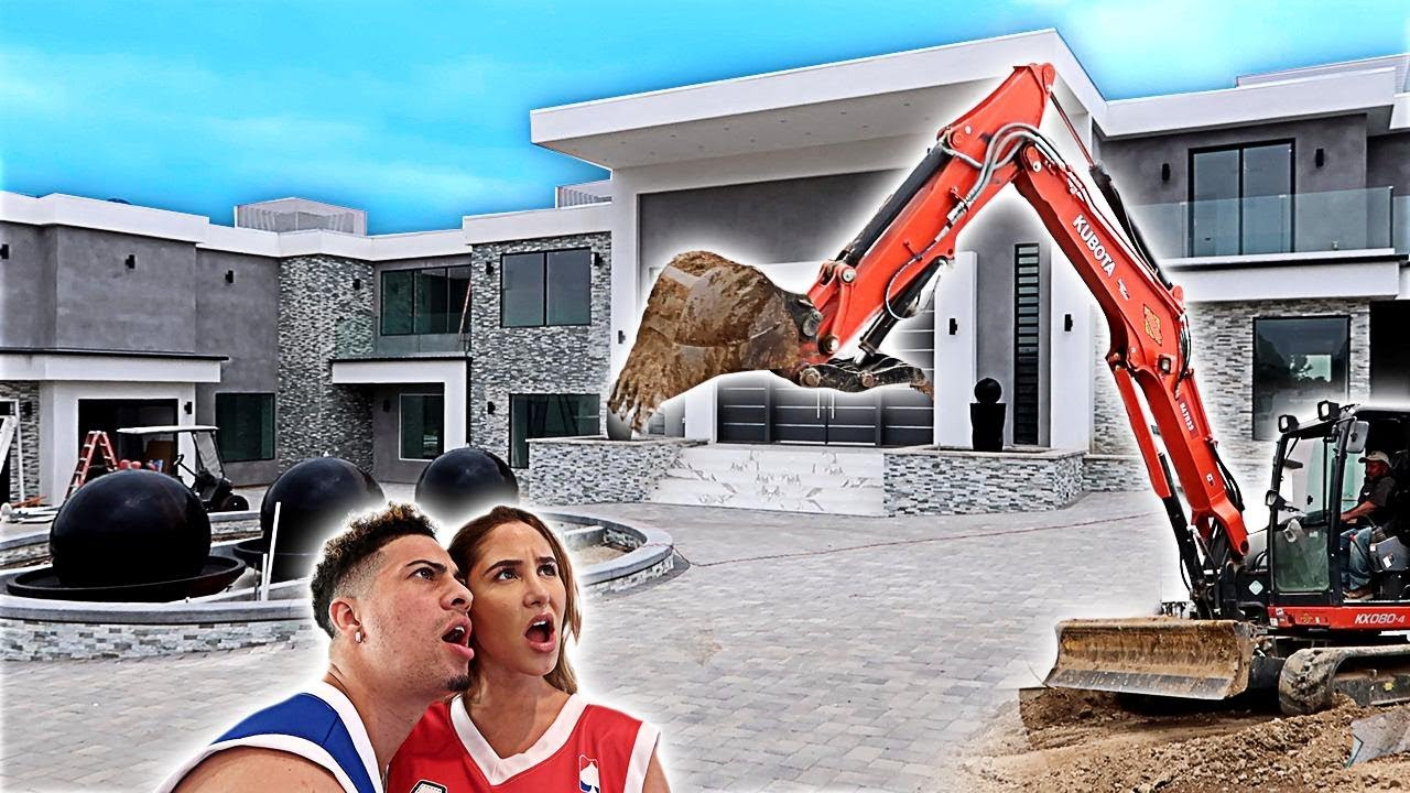 REVEALING THE ACE FAMILY HOUSE!!!