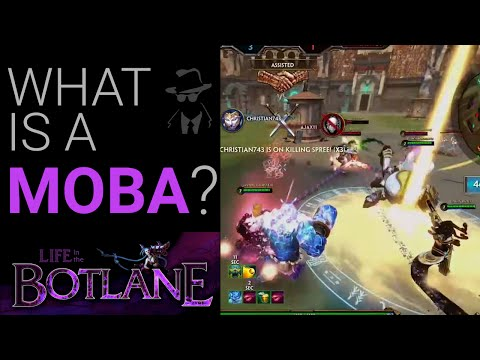 What is a MOBA? How to play Multiplayer Online Battle Arena games and MOBA gameplay with Nystrik