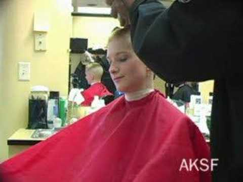 Kat S High And Tight Haircut At Chiseler Barbershop 7