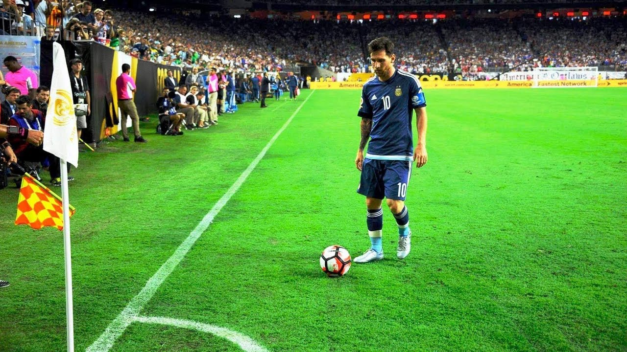 21 Impossible Plays Lionel Messi Did with Argentina ►The One Man Army◄