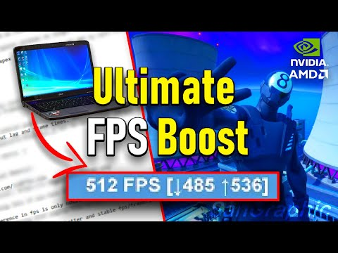How To Boost Your FPS In Fortnite Chapter 2! - Improve Performance Instantly! 11.50 Update