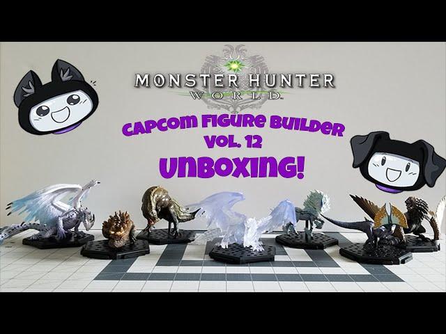 Unboxing | Monster Hunter Figure Builder Plus Vol. 12 - Dawn vs Niko