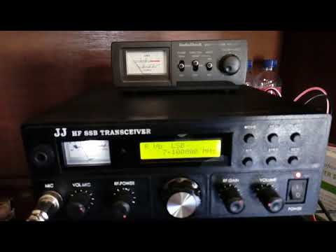 ( New Version ) JJ Homebrew Radio HF SSB
