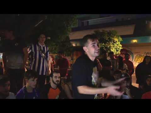 HUNTER VS ESKAPE - CUARTOS - 1 REGIONAL Final FREESTYLE FIGHT