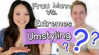 UMSTYLING CHALLENGE! ICH KAUFE OUTFITS FÜR MEINEN MANN | Mamiseelen