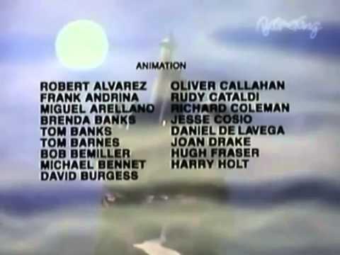 ABC Saturday Morning Credits August 1986
