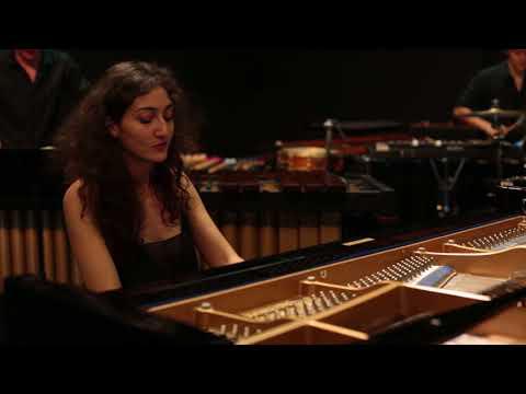 Ravel transatlantique - Teaser / Hélène Tysman - Percussions Claviers de Lyon