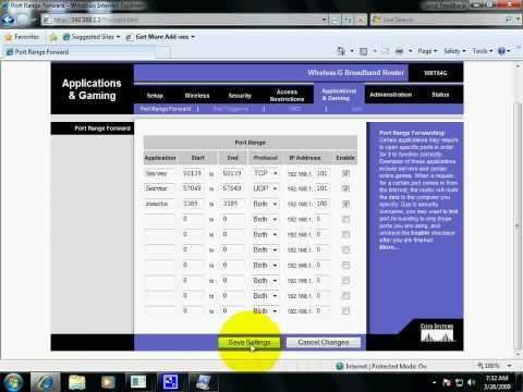 Видео Cisco rv042 dual wan vpn router configuration guide