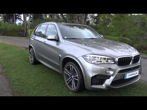[4k] BMW X5M Individual in exterior and interior detail