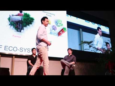 JF TEDx 2016 Shanghai