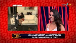 Repeat youtube video Teste de Fidelidade 23/02/2014 COMPLETO (HD)