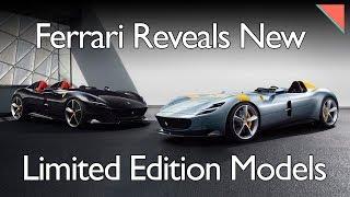 Ferrari Monza SP1 & SP2, Ford Transit PHEV - Autoline Daily 2438 thumbnail