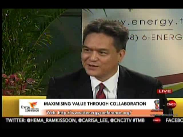 NGC President, Mark Loquan, discusses the TT Energy Sector (Part 02 of 02)
