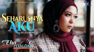 Download Elsa Pitaloka - Seharusnya Aku (Official Music Video)