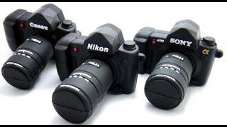 Обзор цен на популярные фотоаппараты. (Canon, sony, nikon)