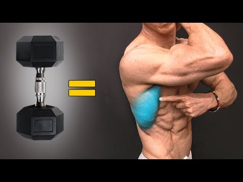 The BEST Dumbbell Exercises BACK EDITION!