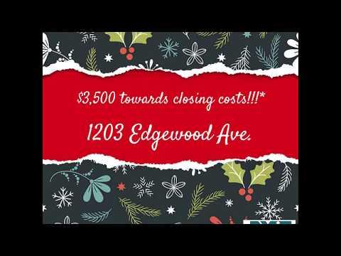 Holiday Deal!  $3,500 Towards your Closing Costs!  Realtor Bonus!